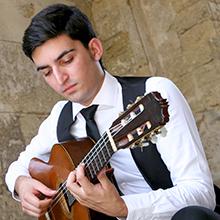 Mario Moraga Guitarrista